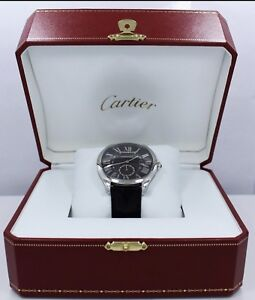 Cartier Drive De Men's 41 mm steel WSNM0006 (unworn)