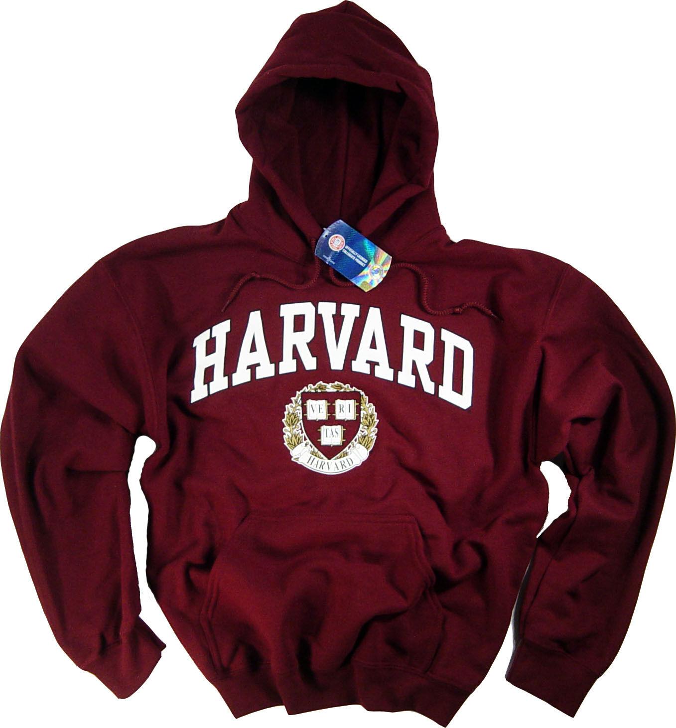 Harvard Shirt Sweatshirt Hoodie T-Shirt University Sweater B