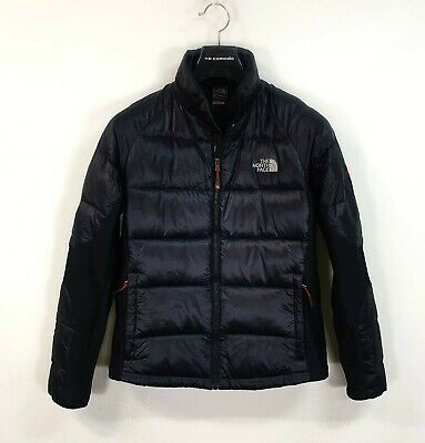 [THE NORTH FACE] WOMEN'S 100% AUTH 800 FILLS SUMMIT GOOSE DOWN PUFFER JK SIZE L
