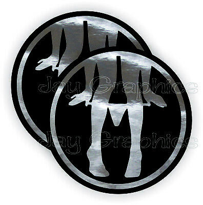 Bad Ass Chrome Panty Dropper Hard Hat Stickers Decals Welding Motorcycle Helmet