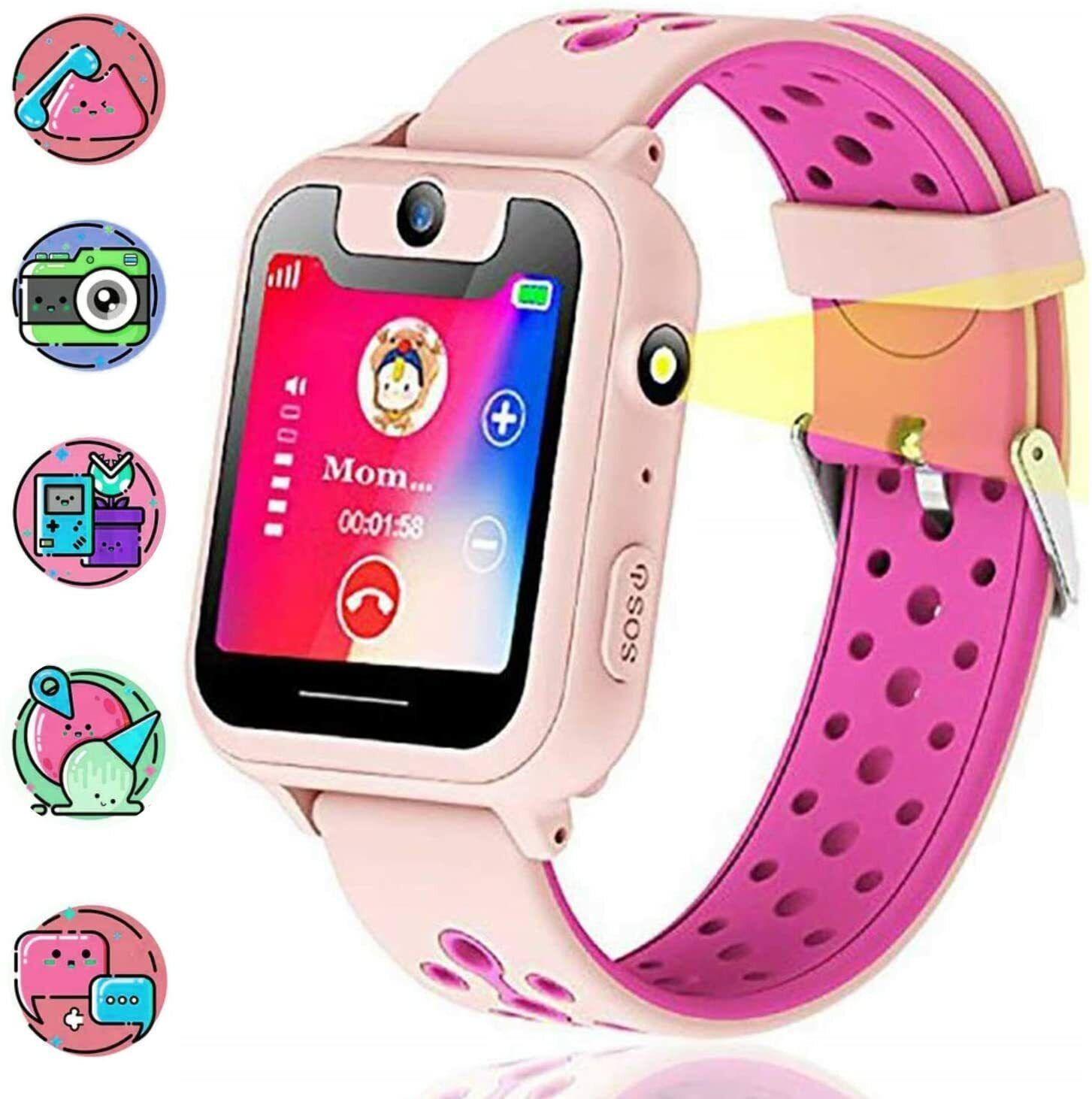 kids smartwatch kids gps tracker watch smart