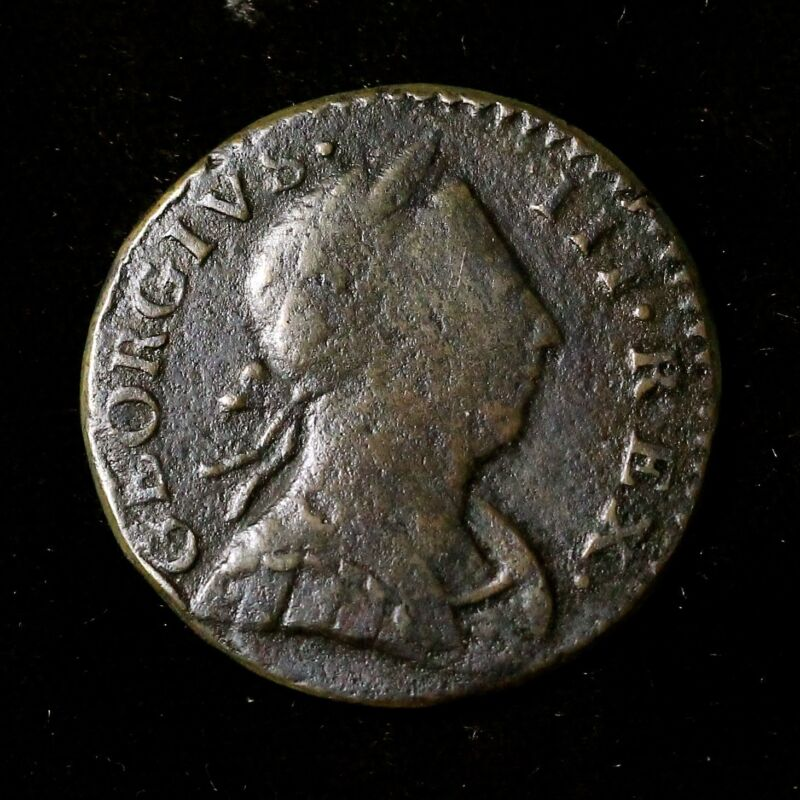 1776 Machins Mills Colonial Coin