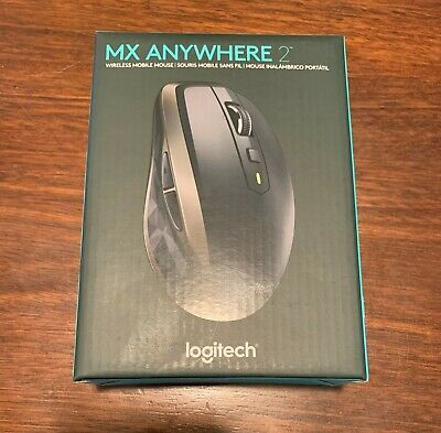910-005229 Logitech MX Anywhere 2 mouse BNIB wifi bluetooth