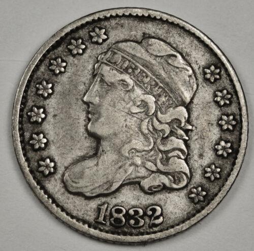 1832 Bust Half Dime.  V.F.  123310