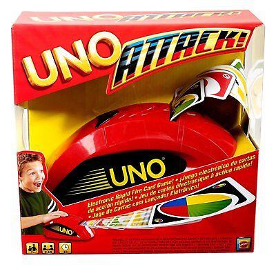 New UNO Attack Mattel W2013