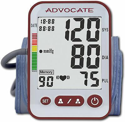 Advocate Arm Blood Pressure Monitor X-large 26 Ounce