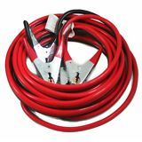 ABN Jumper Cables 25' Feet Long 2-Gauge 600 AMP Motorcycle / Car Booster Cables