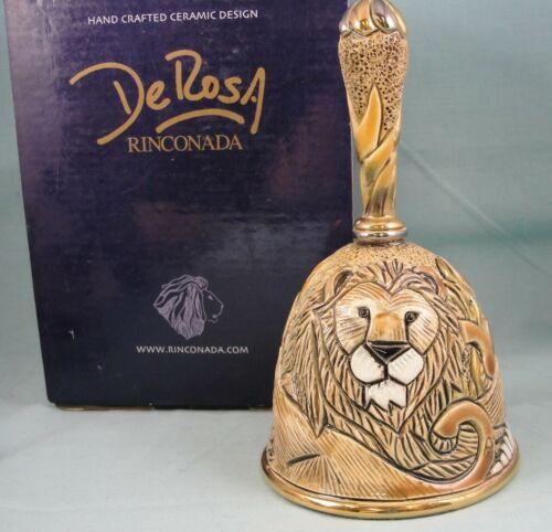 Rinconada De Rosa B02 Lion Bell New In Box