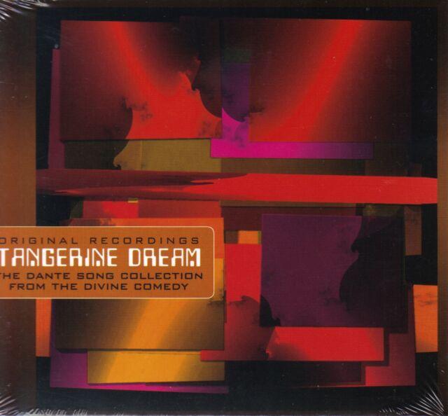 Tangerine Dream - Dante Song Collection CD Digi 2010 NEW SEALED