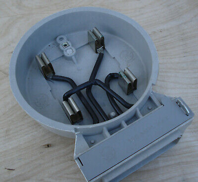 Ekstrom Industries Meter Socket Adapter - 100 Amp Electrical Choice 100a