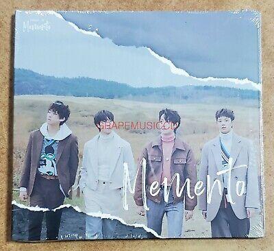 IZ Memento SINGLE ALBUM K-POP CD + PHOTOCARD SEALED