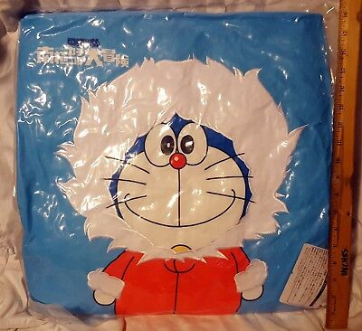 NEW SEGA DORAEMON MOVIE 2017 MEGA JUMBO CUSHION! JAPAN! US SELLER! FREE SHIP!