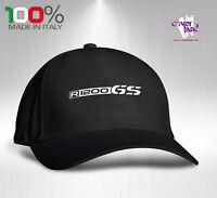Cappello Berretto Hat Cappellino Houston 5 pannelli NERO - BMW R1200GS GS  1200 24ebebc94725