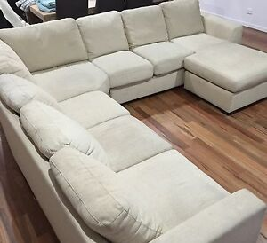 FABRIC MODULAR LOUNGE Grovedale Geelong City Preview