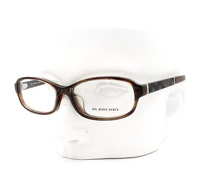 Burberry B 2184D 3470 Eyeglasses Frame Glasses Brown & Black Plaid (Burberry Glass Frames)