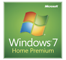Microsoft Windows 7 Home Premium 64 Bit SP1 OEM System Builders Full Version NEW
