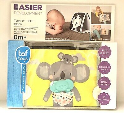 Taf Toys Kimmy Koala Tummy-Time Book