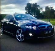 2010 Ford Falcon FG FPV GTE 5.4 Litre Engine, 6 Speed Auto Townsville Townsville City Preview