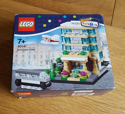 LEGO - Bricktober Toys R Us Exclusive Set 40141 - NEW RETIRED