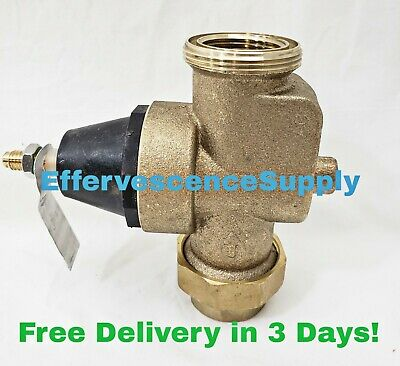 Watts Lfn45 M1. 1 Pressure Reducing Valve Female Pipe Thred. Conn...