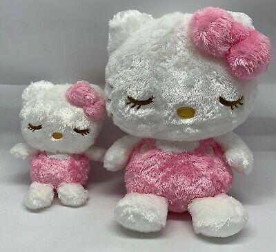 Sanrio Hello Kitty Soft Plush: Sleeping Plush RARE (please choose size) - Sanrio Costumes