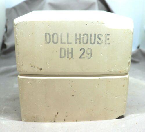 Vintage Dollhouse DH29 Porcelain Doll Mold Small Head
