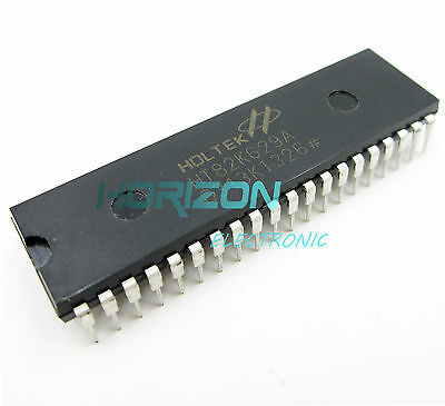 HT82K629A HT82K629 DIP40 HOLTEK USB+PS/2 Keyboard Encoder IC NEW