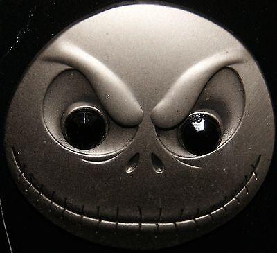 Disney Jack Skellington Grinsend Kopf Gesicht Pin Nightmare NBC Neu auf Karton (Jack Skellington Gesichter)