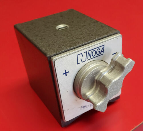***NEW STYLE*** Billet aluminum replacement switch for Noga Style Magnetic Base