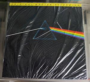 Pink Floyd - Dark Side Of The Moon MFSL Original Master Cut Japan MINT & SEALED