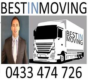 BESTiN Interstate Removals & Backloading Sydney NSW Australiawide Sydney Region Preview