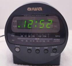 AIWA FR-A37 AM/FM Alarm Clock Radio