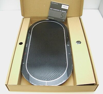 Jabra Speak 810 UC USB / Bluetooth Wireless Conference Speakerphone - NEW In Box for sale  Shipping to India