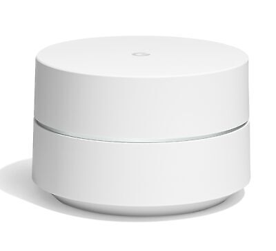 Google WiFi Router AC1200 Dual-band Wireless Mesh Router AC-1304 - New & Sealed