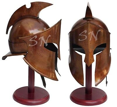 Halloween Kostüm Armor Mittelalterlich Armour King Leonidas Griechisch - Griechischen Helm Kostüme