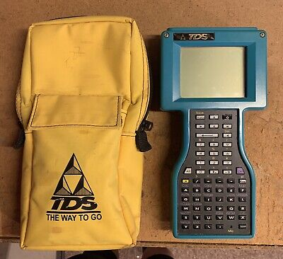 Tds Ranger Data Collector Survey Pro 1999 - Do Not Know If It Works. No Battery