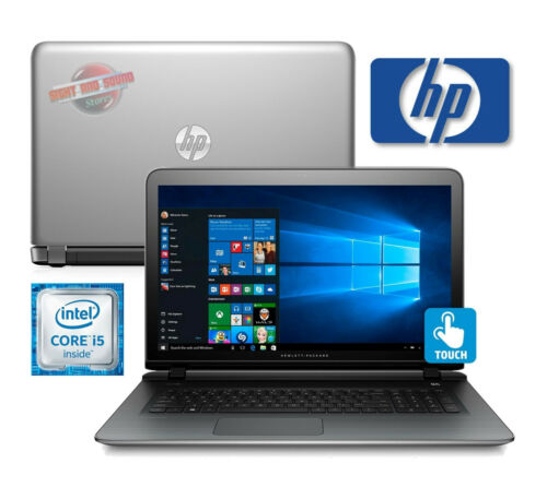 HP Pavilion 17.3 Touch Screen PC  17-g127cl