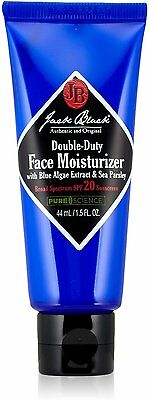 Double-Duty Face Moisturizer SPF 20, Jack Black, 3.3 oz