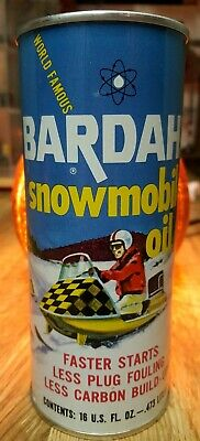 Vintage - Vintage Snowmobile Oil Can - 2