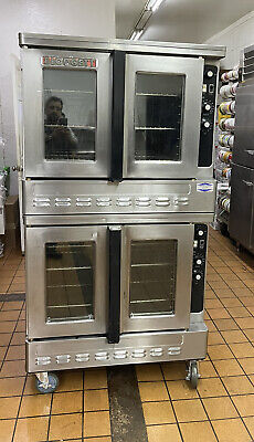 Blodgett Dfg 100-3 Double Stack Convection Ovens