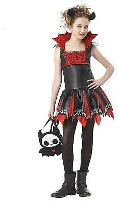 Skelanimals Diego, the Bat Girls Costume Child - Girl Bat Costume