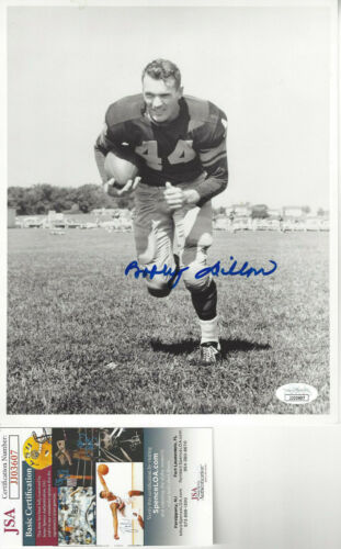 Green Bay Packers HOF'er Bobby Dillon autographed 8x10  photo JSA Certified