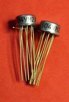 Ic Microchip K504un2a Ussr Lot Of 1 Pcs