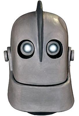 Iron Giant Maske Film Roboter Kostüm Animierte Cartoon Halloween Gesicht (Animierte Halloween Maske)