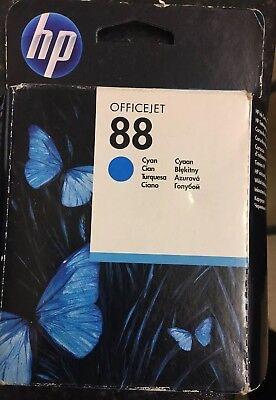 Brand New HP Cyan Inkjet 88 - 88 Cyan Inkjet