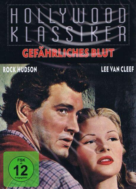 DVD NEU/OVP - Gefährliches Blut - Rock Hudson, Julia Adams & Lee Van Cleef