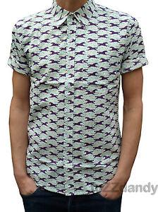 Camisa de hombre Vintage 60s