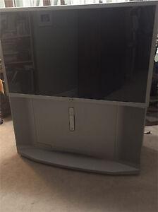 Sony 51in. Rear projection TV