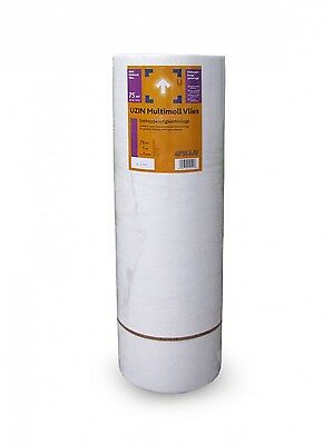 Uzin Multimoll Vlies - 75 m2 - Entkoppelungsunterlage * Underlay * Podkład