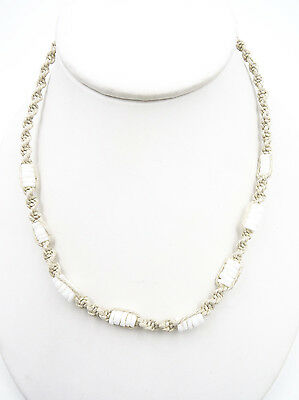 One New Surfer Style Puka Shell & Hemp Necklace #N2108